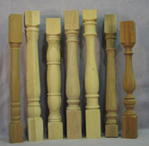 Alsace Collection balusters