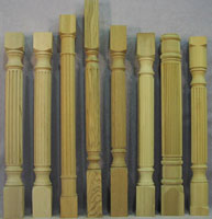 Fluted and Reeded Columns