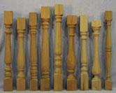 Exterior Perle Collection Balusters